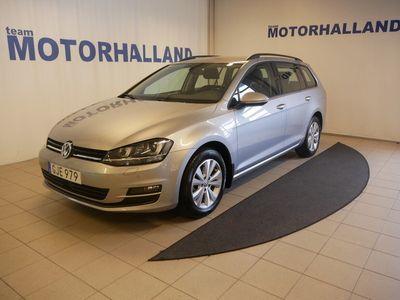 begagnad VW Golf Sportscombi 1.6 TDI 110hk DSG