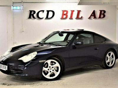begagnad Porsche 996