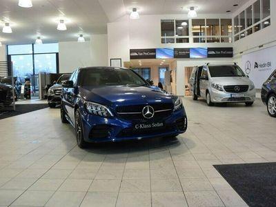 begagnad Mercedes C300 de Sedan AMG Värmare
