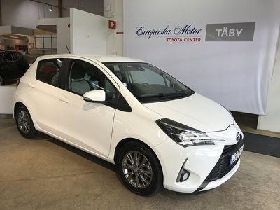 used Toyota Yaris 5-dörrar 1,5 Active AUTOMAT Vinterhjul