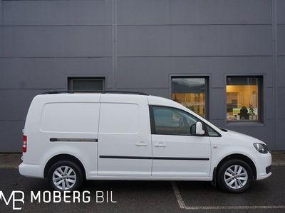 begagnad VW Caddy Maxi 1.6 TDI 102hk Aut Värmare Drag
