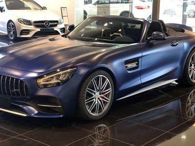 begagnad Mercedes AMG GT C Facelift