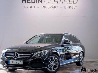 begagnad Mercedes C180 // DRAGKROK //
