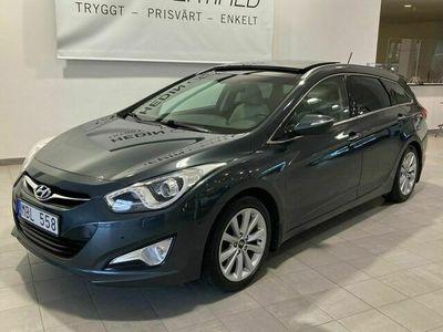 begagnad Hyundai i40 2.0 GDI Automatisk, 177hk, 2012