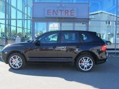 begagnad Porsche Cayenne Turbo välvårdad 2009, SUV 375 000 kr