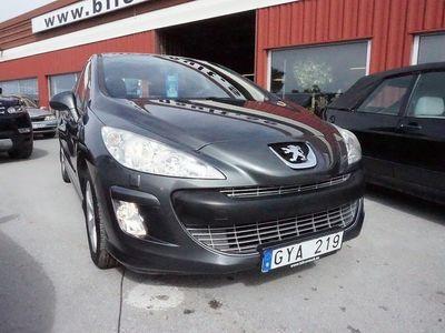 begagnad Peugeot 308 5-dörrar 1.6 THP 150hk Gotlandsbil