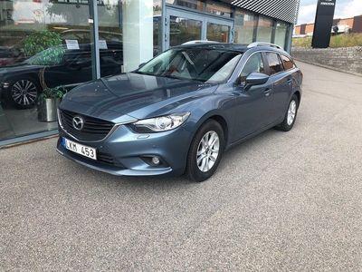 begagnad Mazda 6 6 Wagon 2.2 Euro150hk VISION