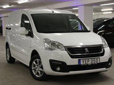 brugt Peugeot Partner Skåp 1,6 BlueHDi 100hk 3,3m1 -16
