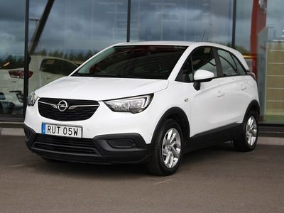 begagnad Opel Crossland X 1.2 Enjoy Pluspaket (83hk) *Demobil*