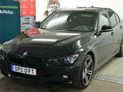 begagnad BMW 316 i Sedan Steptronic 136hk *6300mil*