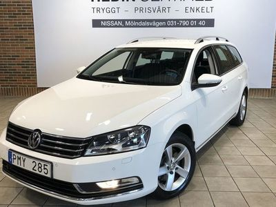 begagnad VW Passat 1.4 TSI 150 DSG ECOFUEL MASTERS VARIANT