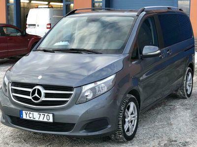 begagnad Mercedes V220 V-Klassd W447