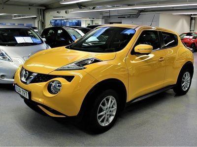 begagnad Nissan Juke 1.6 Euro 6 117hk / TEKNA / AUTO
