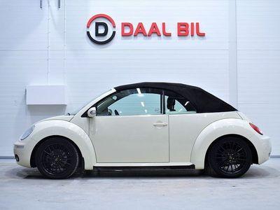 begagnad VW Beetle NewCabriolet VW 1.6 COMFORT
