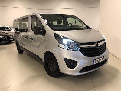 begagnad Opel Vivaro 1,6 Biturbo Euro6 9-Sits/V-Hjul/N -16