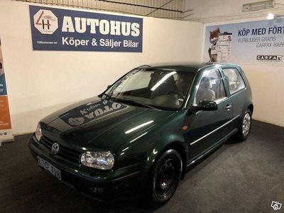 begagnad VW Golf Comfort 1.6 3dr Drag (100HK) -99