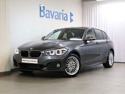 begagnad BMW 120 d xDrive 5-dörrars 5-dörrar M-Sport Automat HiFi Nypris 390 100 Kr