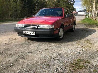 begagnad Saab 9000 2,0 CS Nybesiktigad