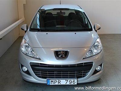 begagnad Peugeot 207 1.4 HDi 5D V-Hjul Svensksåld