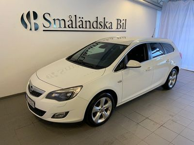 begagnad Opel Astra Sports Tourer 1.4 Turbo 140hk