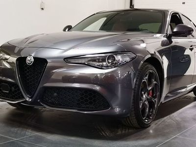 begagnad Alfa Romeo Giulia Veloce 2.0 280hk Q4