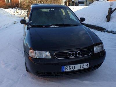 begagnad Audi A3 1.6, 5-dörrar