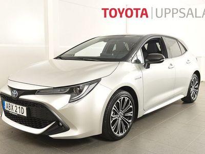 begagnad Toyota Corolla 1,8 Elhybrid Style Bi-Tone