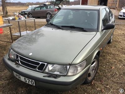 used Saab 900 2.0 Turbo -98