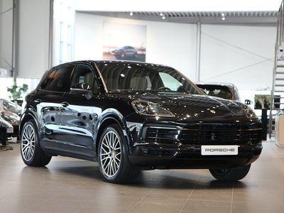begagnad Porsche Cayenne