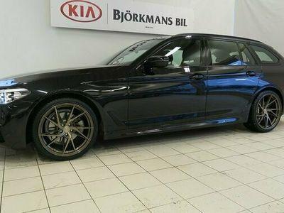 begagnad BMW 520 d Xdrive Touring Msport Auto 190hk