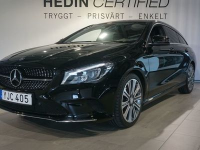 begagnad Mercedes CLA200 D Shooting Break Euro 6