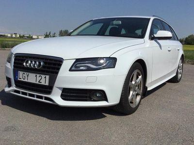 used Audi A4 AVANT 2.0 TDI (136hk)