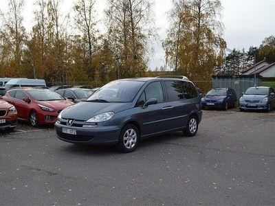 begagnad Peugeot 807 2.0 Aut,140hk,7-Sits -07
