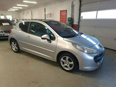 begagnad Peugeot 207 3-dörrar 1.6 THP 150hk,
