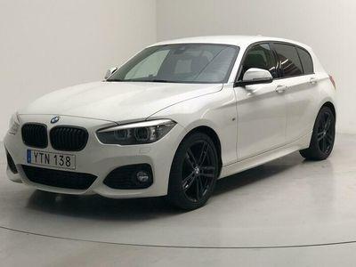 begagnad BMW 120 1-serien d 5dr, F20 M-Sport
