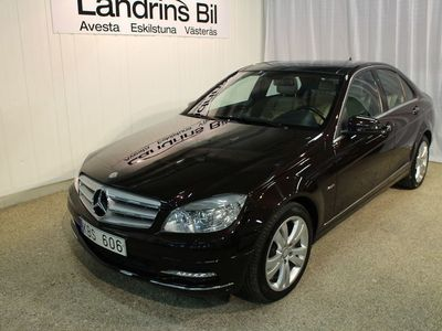brugt Mercedes 350 C-KLASSCDI 4MATIC