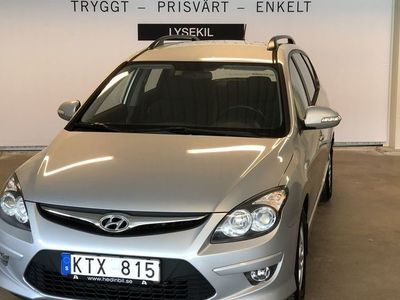 gebraucht Hyundai i30 KOMBI 1,6 CRDi man 6-vxl e-Sense