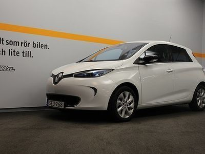 begagnad Renault Zoe 88 hk Intens A II -16