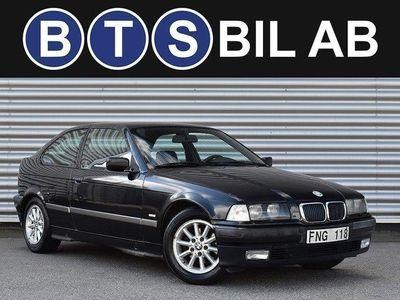 begagnad BMW 316 Compact i Automat 102hk