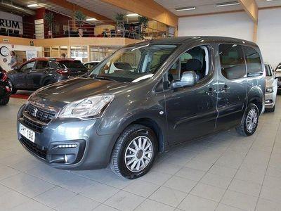 begagnad Peugeot Partner Tepee 1.6 BlueHDi Active Nyse