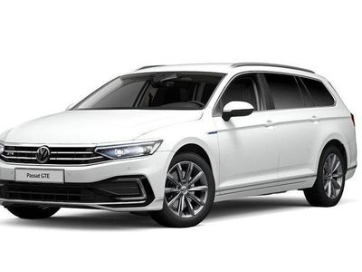 begagnad VW Passat GTE nu beställningsbar