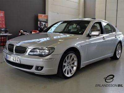 begagnad BMW 750 i Automat 367hk Svensksåld