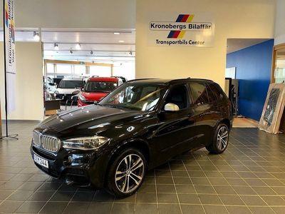 begagnad BMW X5 M50d Steptronic M Sport Euro 6 381hk