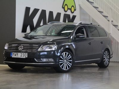 begagnad VW Passat 2.0 TDI BlueMotion AUT