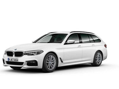 begagnad BMW 520 d Touring M-Sport / Värmare
