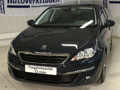 begagnad Peugeot 308 1.2 Style Automat 2017, Halvkombi 149 000 kr