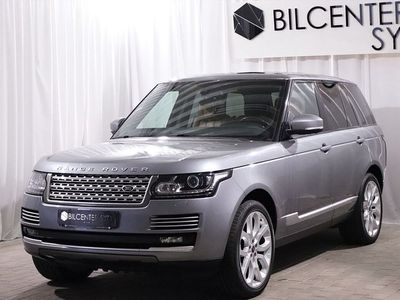 begagnad Land Rover Range Rover Vouge 4.4 SDV8 4WD