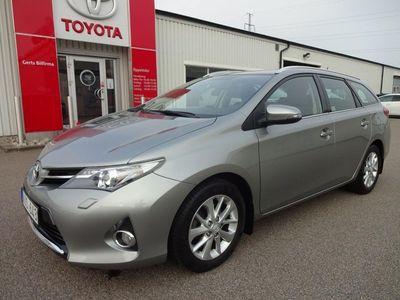 begagnad Toyota Auris Touring Sports 1.6 132hk