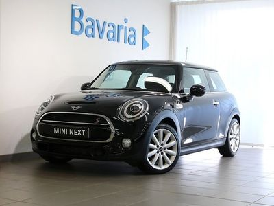 gebraucht Mini Cooper S S 3-dörrar Pepper Essential Connected Nypris 273 300