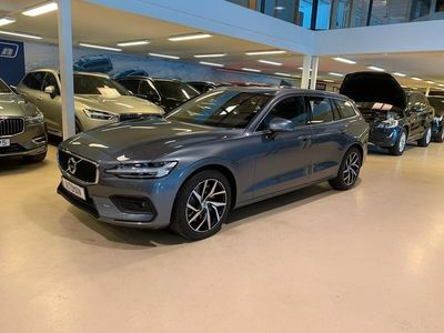 begagnad Volvo V60 T5 Momentum Advanced Edition 2019, Kombi 338 900 kr
